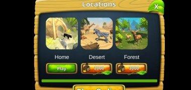Panther Family Sim Online imagen 3 Thumbnail