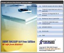 Paragon Drive Backup image 1 Thumbnail