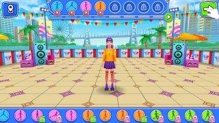 Patinadoras sobre ruedas - Baile sobre ruedas imagen 10 Thumbnail