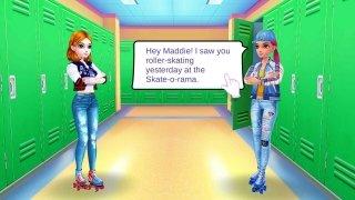 Garotas Patinadoras - Dança sobre rodas imagem 3 Thumbnail