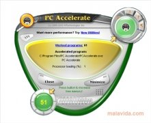 PC Accelerate image 1 Thumbnail