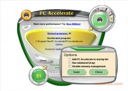 PC Accelerate immagine 2 Thumbnail
