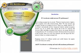 PC Accelerate immagine 3 Thumbnail
