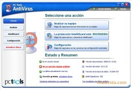 PC Tools AntiVirus bild 1 Thumbnail