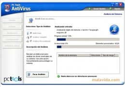 PC Tools AntiVirus image 2 Thumbnail
