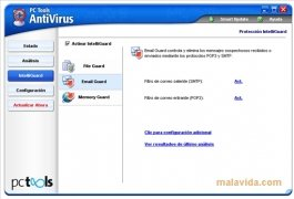 PC Tools AntiVirus image 3 Thumbnail