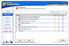 PC Tools Firewall image 2 Thumbnail