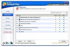 PC Tools Firewall Изображение 2 Thumbnail