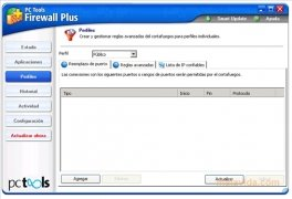 PC Tools Firewall image 3 Thumbnail