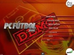 PC Futbol  2006 Demo Español imagen 1