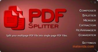 PDF Composer imagen 2 Thumbnail