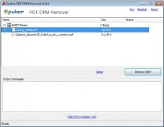 PDF DRM Removal immagine 1 Thumbnail