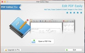 PDF Editor Mac imagen 1 Thumbnail