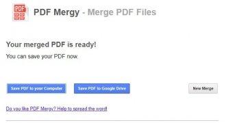 PDF Mergy imagen 5 Thumbnail