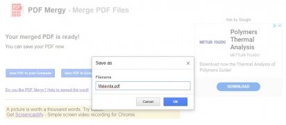 PDF Mergy imagen 6 Thumbnail
