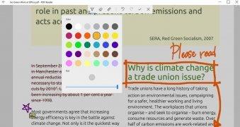 PDF Reader imagen 3 Thumbnail