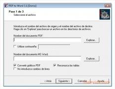 PDF to Word imagen 1 Thumbnail