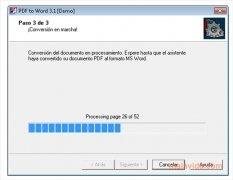 PDF to Word imagem 3 Thumbnail