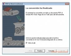 PDF to Word imagen 4 Thumbnail