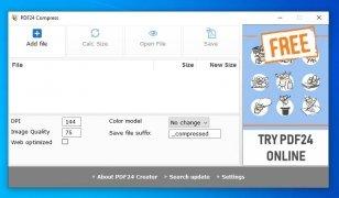 PDF24 Creator imagen 6 Thumbnail