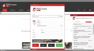 PDFCreator imagen 1 Thumbnail