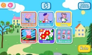 Peppa kids mini games image 4 Thumbnail