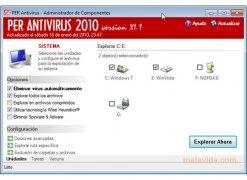 PER Antivirus imagen 1 Thumbnail