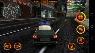 Persecución coche de policía imagen 10 Thumbnail