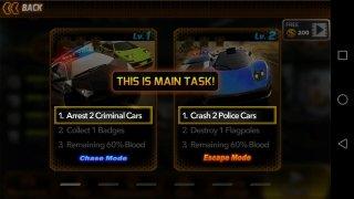 Persecución coche de policía imagen 4 Thumbnail