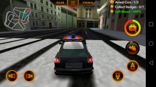 Persecución coche de policía imagen 8 Thumbnail