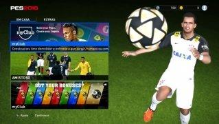 PES 2016 myClub - Pro Evolution Soccer imagen 4 Thumbnail