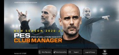 PES CLUB MANAGER image 2 Thumbnail