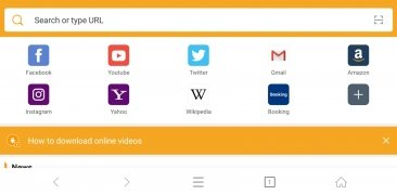 Phoenix Browser imagen 1 Thumbnail