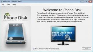 Phone Disk image 1 Thumbnail