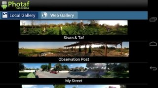Photaf Panorama immagine 2 Thumbnail