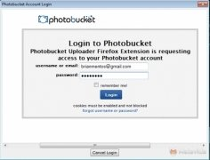 Photobucket Uploader immagine 1 Thumbnail