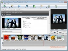 PhotoStage  Slideshow Producer Professional 3.12 imagen 1