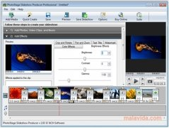 PhotoStage  Slideshow Producer Professional 3.12 imagen 2