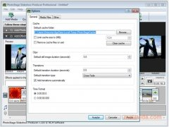 PhotoStage  Slideshow Producer Professional 3.12 imagen 4