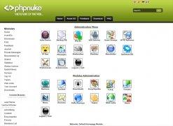 PHP-Nuke  8.2.4 imagen 2