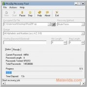 PicoZIP Recovery Tool imagen 2 Thumbnail
