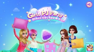 Girls PJ Party - Spa & Fun image 1 Thumbnail