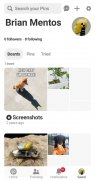 Pinterest Lite 画像 4 Thumbnail
