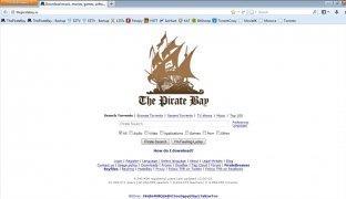 PirateBrowser imagem 1 Thumbnail