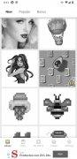 Pixel Art: Livre de peinture à numéros image 5 Thumbnail