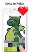 Pixel Art - Color by Number image 1 Thumbnail