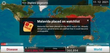 Plague Inc. imagem 7 Thumbnail