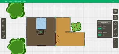 Planner 5D - Home & Interior Design immagine 8 Thumbnail