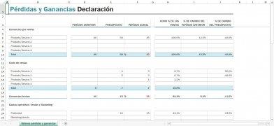 Plantillas Facturación Excel imagen 1 Thumbnail