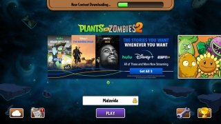 Plants vs. Zombies 2 bild 3 Thumbnail